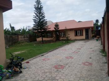 Three Bedroom Bungalow, Two Mini Flat  and Two Self Contained on a Plot of Land, Sangoteddo Market, Sangotedo, Ajah, Lagos, Detached Bungalow for Sale