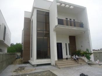 Luxury 5 Bedroom Duplex with Excellent Facilitiies, Chevron, Lekki, Lagos, Detached Duplex for Sale