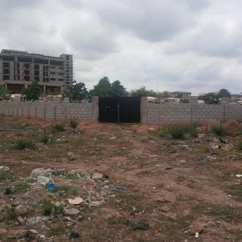 Fully Fenced, Well Gated & Strategic Commercial Landuse, Off Festus Okotie Ebo Street, Near Jabi Garage, Jabi, Abuja, Commercial Land for Sale