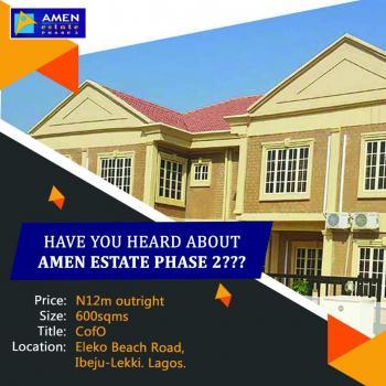 Lands, Amen Estate Phase 2, Ibeju, Lagos, Land for Sale