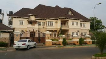 6 Bedroom Duplex with Swimming Pool and Garden 1750sqm, Maitama District, Abuja, Detached Duplex for Sale