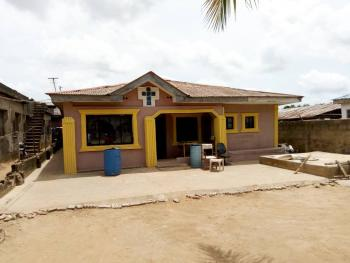 Lovely 3 Bedroom Bungalow Plus 2nos of Mini Flat and a Room Self, Olofin Lasu Rd, Isheri Olofin, Alimosho, Lagos, Detached Bungalow for Sale