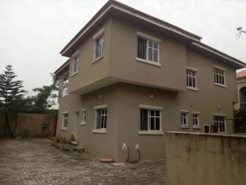 Beautifully Finished 4  Bedroom Detached House + 1 Room Detached Boys Quarter in Crown Estate, Lekki, Crown Estate, Ajah, Lagos, House for Rent