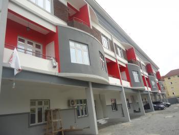 Luxury 4 Bedroom Terrace Duplex with a Study Room, Oniru, Victoria Island (vi), Lagos, Terraced Duplex for Rent