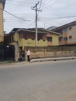 a Good Block of 4 Nos 3 Bedrooms Flats, Adetola Street, Aguda, Surulere, Lagos, Block of Flats for Sale
