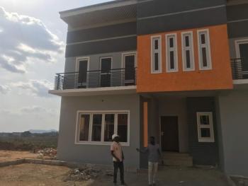 a 2 Units of 4 Bedroom Terrace Duplex, Brokshore Estate, Gwarinpa Estate, Gwarinpa, Abuja, Terraced Duplex for Sale