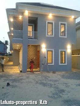 Luxury 5 Bed Duplex with Top Notch Finishing, Off Admiralty Way, Lekki Phase 1, Lekki, Lagos, Detached Duplex for Sale