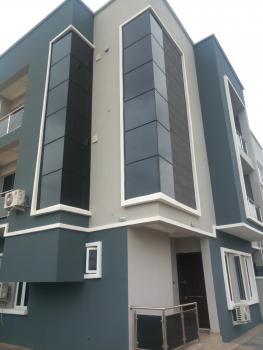 4 Bedroom Wing of Duplex, Osbourne Estate, Osborne, Ikoyi, Lagos, Semi-detached Duplex for Sale