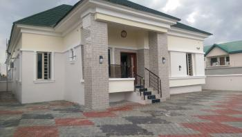 Newly Built Three Bedroom Bungalow with Bq, Thomas Estate, Ajah, Lagos, Detached Bungalow for Sale