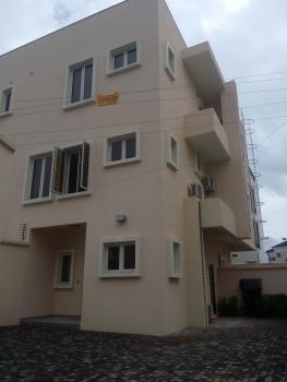 Terrace House, Ondo Street, Banana Island, Ikoyi, Lagos, Semi-detached Duplex for Rent
