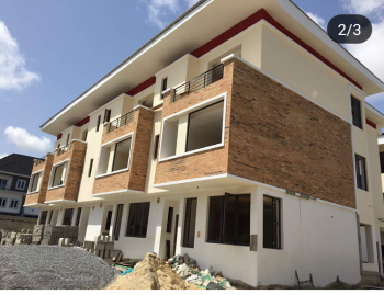 Lovely 4 Bedroom Detached Duplex, Ikate Elegushi, Lekki, Lagos, Terraced Duplex for Rent