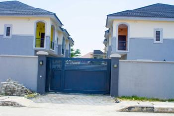 Tastefully Finished 6 Nos 4 Bedroom Terrace Duplexes for Sale at Atlantic View Estate, Before Chevron Roundabout @ N40million, Atlantic View Estate, Alpha Beach Road, Before Chevron Round About, Lekki Expressway, Lekki, Lagos, Terraced Duplex for Sale