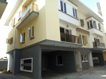 Brand New, Spacious and Luxuriously Finished 4 Bedroom Semi-detached Duplex with Boys Quarters, Chevy View Estate, Lekki, Lagos, Semi-detached Duplex for Rent