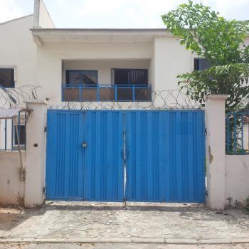 5 Bedroom Detached House with 2 Rooms Bq ( Large Parking Lot), Off Okonjo Iweala Way, Utako, Abuja, Detached Duplex for Rent