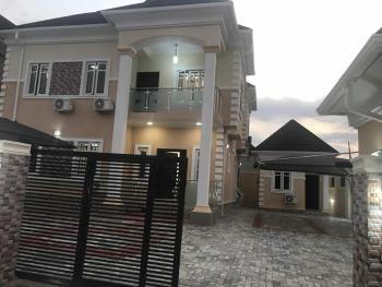 Splendid 4 Bedroom Detached Duplex with a Bq, Iletuntun Nihort Extension, Ibadan, Oyo, Detached Duplex for Sale