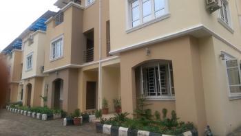 4 Bedroom Terrace Duplex with One Room Bq, Tastefully Finished with Roof Top Sit-out in a Mini Estate in Utako, Abuja, Ibn Haruna Street, Utako, Abuja, Terraced Duplex for Sale