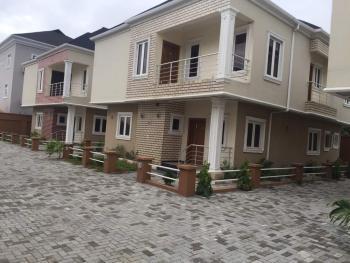 4 Bedroom Terrace House, Along Mobil Road,ilaje, Lekki, Lagos, Terraced Duplex for Sale