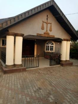 Tastefully Finished 4 Bedroom Bungalow on Ample Grounds with 2 Bedroom Flat at The Rear Uncompleted, Yah Salam Street, Adesan, Mowe Ofada, Ogun, House for Sale