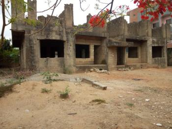 700sqm Land with Uncompleted Structure, Inuwa Wada, Utako, Abuja, Residential Land for Sale