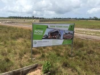 New Town Park Plots of Land, Folu Ise, Ibeju Lekki, Lagos, Residential Land for Sale