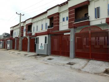 Brand New and Luxuriously Finished 4 Bedroom Terrace Duplex, Lafiaji, Lekki, Lagos, Terraced Duplex for Sale