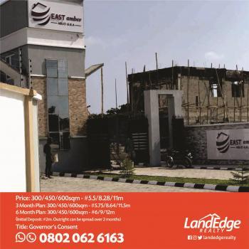 East Amber Estate, Abijo Gra, Abijo, Lekki, Lagos, Residential Land for Sale