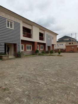 4 Bedrooms, 2 Sitting Room Plus Bq (2 Unit), Wuye, Abuja, Semi-detached Duplex for Rent