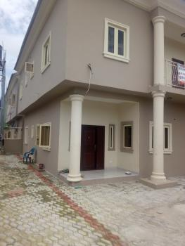 Brand New 5 Bedroom Duplex with Bq, Self Compound, Olive Park Estate, Before Sangotedo Shop Rite, Ajah, Lagos, Detached Duplex for Rent