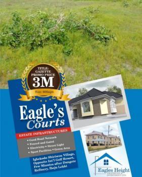 Plots of Land, Opposite International Golf Course, Eluju, Ibeju Lekki, Lagos, Mixed-use Land for Sale