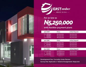 Own a Plot of Land in East Amber Estate, Abijo Gra, Sangotedo, Ajah, Lagos, Residential Land for Sale