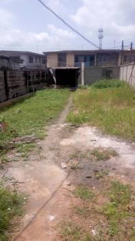 Half a Plot of Land Off Iwaya Road, Yaba, Oke Anaya Close, Close to Unilag, Iwaya, Yaba, Lagos, Mixed-use Land for Sale