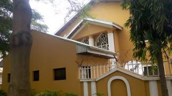 Serviced 4 Bedroom Twin Duplex with 3 Rooms Bq Good for Residential, Office, School, Utako, Abuja, House for Rent
