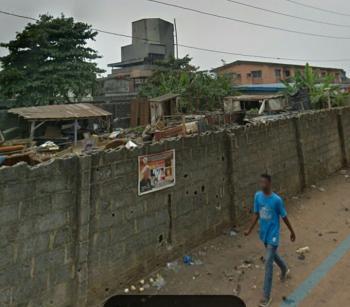 Land, Along Isheri  Lasu Road, Akesan, Igando, Ikotun, Lagos, Commercial Land for Sale