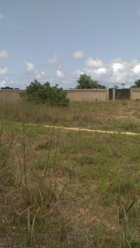 a Plot of Dry Land ...half Plot Is N5.5m, Behind Chevron Estate, Satellite Town, Ojo, Lagos, Residential Land for Sale