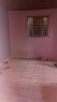 Spacious One Room Self Contained Flat, Close to University of Lagos, Abule Oja, Yaba, Lagos, Self Contained (studio) Flat for Rent