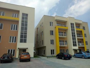 Newly Built Luxury 3 Bedroom Flats with Swimming Pool and Gym and a Room Bq, Behind Studios 24, Lekki Phase 1, Lekki, Lagos, Flat for Rent