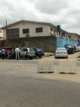 a Strategically Located Corner Piece 2 Blocks of Flats of 4 Numbers 2 Bedroom Flat on 2 Plots, Abiodun Sobajo Street, Off Agidingbi Road, Agidingbi, Ikeja, Lagos, Block of Flats for Sale
