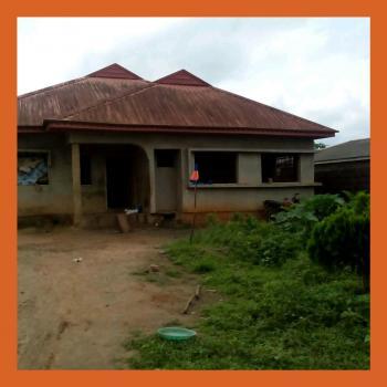 4 Bedroom Bungalow on Full Plot of Land, Itele Road, Ado-odo/ota, Ogun, Detached Bungalow for Sale