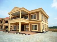 Fully Furnished 5 Bedroom Duplex With Study & 1 Room Boys Quarters, Ibeju Lekki, Lagos, 4 Bedroom Detached Duplex For Rent