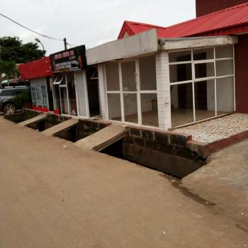 Shop Space with Front Extension, Bassey Street, Egbeda, Alimosho, Lagos, Commercial Property for Rent
