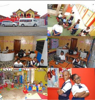 School, Gra, Magodo, Lagos, School for Sale
