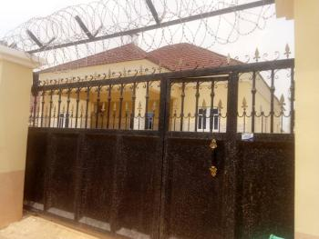 630sq 4 Bedroom Bungalow With1 Room Bq, Block B6, Rockview Estate, Apo, Abuja, House for Sale
