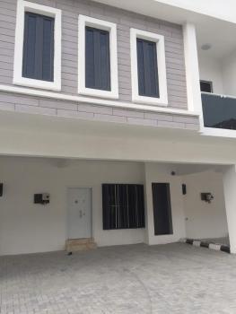 Newly Built Serviced 3 Bedroom Terrace House, Victoria Crest Estate, Orchid Road, Off Lekki 2nd Toll Gate, Lekki Expressway, Lekki, Lagos, Terraced Duplex for Sale
