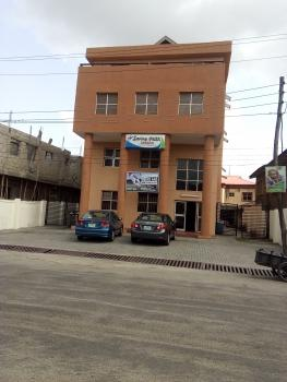Office Complex on 5 Floors Affording Total Lettable Space of 525sqm Suitable for Investment, Mc- Ewen Street, Off Queen Street, Sabo, Yaba, Lagos, Office Space for Sale