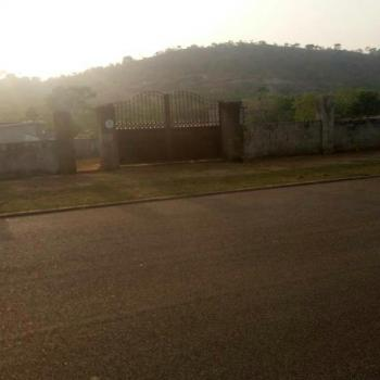 3600sqm Commercial Tarred Road Fenced, C of O, Katampe Extension, Katampe, Abuja, Commercial Land for Sale