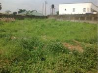 1,864 Square Metres Fenced Land, , Ikeja, Lagos, Commercial Property For Rent