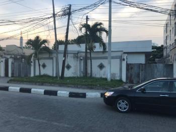 Corner Plot Measuring 2833.881sqm, Sinari Daranijo Street, Victoria Island (vi), Lagos, Residential Land Joint Venture