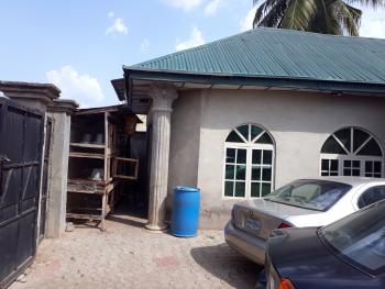 Beautiful and Cheap 3 Bedroom Flat with a Mini Hall Beside It., Mark Filling Station University Road, Tanke, Ilorin South, Kwara, Terraced Bungalow for Sale
