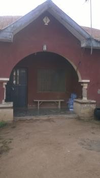 Modern 3 Bedroom Bungalow & 3 Rooms Bq, Winners Chapel, Gaa-imam Road, Ilorin West, Kwara, Detached Bungalow for Sale