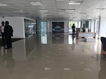 Open Plan Office Space - 450 Square Meters, Akin Adesola, Victoria Island (vi), Lagos, Office Space for Sale
